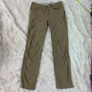 Patagonia Tan Hiking Pants